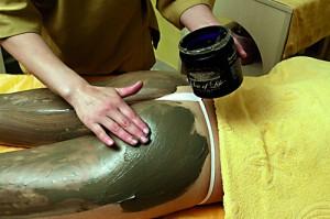 anticellulite dead sea mud Антицелулитна терапия с кал от Мъртво море