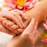 Лечебен масаж на част от тялото + Зонотерапия
