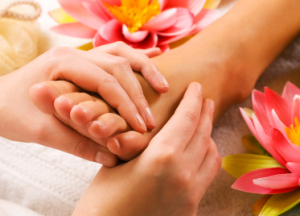 healing and zonoterapia Лечебен масаж на част от тялото + Зонотерапия