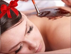 Massaggio cioccolato 300x229 SPA терапия Шоколадово изкушение