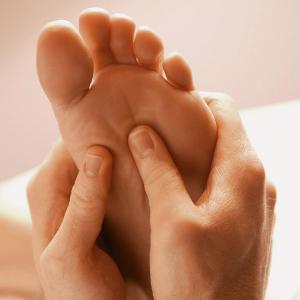 foot massage Лечебен масаж Tendolor + Зонотерапия